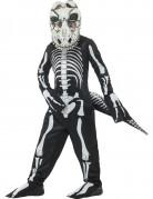 Tyrannosaurus-Skelett Kostü für Kinder