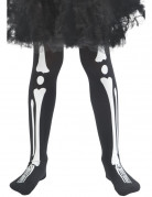 Skelett Strumphose für Kinder