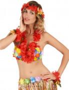 Hawaii Set in Rot für Erwachsene
