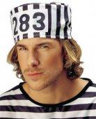 Mütze gestreift Gefangene Erwachsene