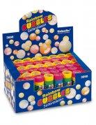 Seifenblasen in bunter Dose 60 ml