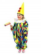 Clown-Kinderkostüm