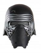 Star Wars™ Maske Kylo Ren für Kinder Lizenzartikel schwarz