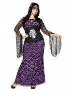 Plus Size Kostüm Nacht der Toten für Damen Plus Size