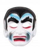 Vampir-Maske Halloween bunt