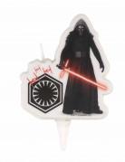 Star Wars™-Kerze Kylo Ren bunt 9 cm