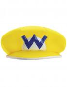 Wario™ Mütze für Erwachsene Nintendo™