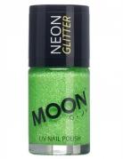 Moonglow © Nagellack mit Glitzer grün 15 ml