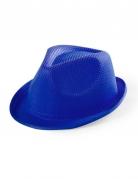 Borsalino-Hut für Kinder blau
