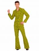 70er Jahre Outfit für Herren bunt
