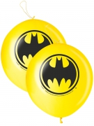 2 Punchingball Batman™-Ballons 40 cm
