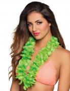 Grüne Hawaiikette Deluxe-Qualität