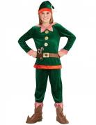 Weihnachtswichtel Kostüm für Kinder
