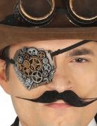 Steampunk Piraten Augenklappe für Erwachsene