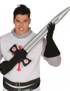 Ritter Schwert aufblasbar Kostümzubehör 103cm