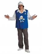 Mainzelmännchen™ Kostüm für Erwachsene bunt
