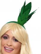Ananas Haarreif Kostüm-Accessoire grün