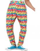 Weite Clowns-Hose für Erwachsene