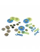 Spielzeug-Set Ninja Turtles 24-teilig