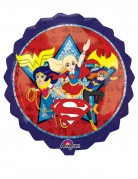 Aluminium-Ballon DC Super Hero Girls