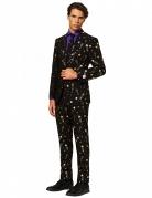 Opposuits™-Mr. Feuerwerk Herrenanzug Neujahr-Kostüm bunt