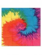 Buntes Hippie Kopftuch 55x55 cm