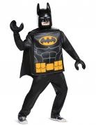 Lego™-Batman Lizenzkostüm Deluxe schwarz-gelb