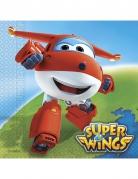 Set aus 20 Super-Wings-Servietten
