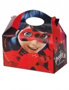 Ladybug™-Faltschachtel Lizenzartikel bunt 16 x 10,5 x 16 cm