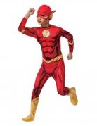 DC™-Flash Kostüm für Kinder Superheld rot-gelb