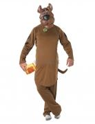 Scooby-Doo™- Erwachsenen Lizenzkostüm braun