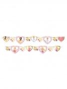 Disney™-Girlande Prinzessinnen Raumdekoration bunt 82x15cm