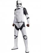 Stormtrooper™-Lizenzkostüm Der letzte Jedi™ weiss-schwarz