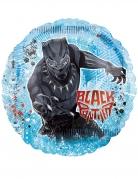 Black Panther™ Folienballon Partyzubehör bunt 71cm