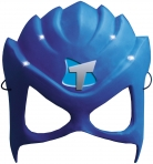 Mega Mindy Toby™-Lizenzmaske für Kinder blau