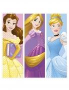 Disney™-Prinzessinnen-Servietten Tischzubehör 20 Stück bunt 33 x 33cm