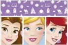 Disney Dreaming™-Tischdecke mit Prinzessinnen bunt 120 x 180 cm