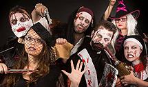 Teilen Sie Ihre Halloweenfotos mit Vegaoo.de!