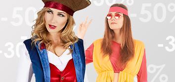 Kostüme für Damen